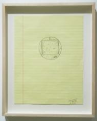 Ron Nagle Untitled study, 2009