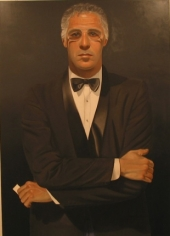 Alfred Leslie Self Portrait