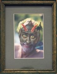 Charles Marsh, 'Masked Self-Portrait,' c. 1990