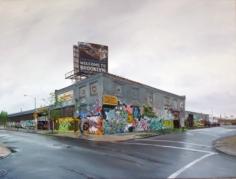 Andrew Lenaghan, 'McGuinness Blvd/Clay Street,' 2011