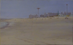 Andrew Lenaghan Coney Island Beach