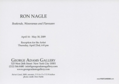 Ron Nagle Show Announcement (continued)