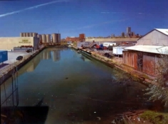Andrew Lenaghan Gowanus Canal from 3rd Avenue