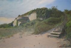 Andrew Lenaghan, 'Battery Harris Ft. Tilden,' 2006