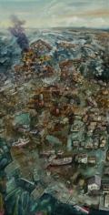 Amer Kobaslija, 'View of Kesennuma I,' 2011