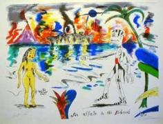 H.C. Westermann An Affair in the Islands, 1972