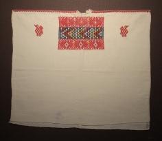 "Ceremonial Women's Blouse | ""Huipil de Cofradia"" | #1055"