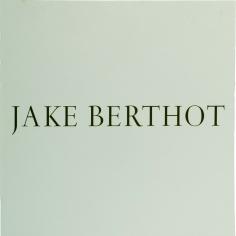 Jake Berthot