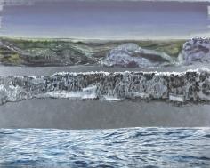 Swansea - Backlit Waves of Los Angeles