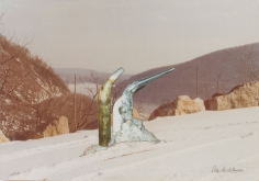 Hutchinson - Tubes Overlooking Hudson Valley
