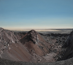Brophy - Lava Field: Crater