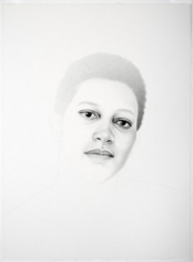 Samantha Wall: Painting portraits, freshly