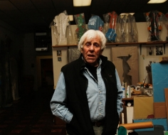 Inside the studio with Mel Katz: 50 years into his career, Portland art luminary still sparkles