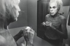 Abe Frajndlich: A Portrait of Minor White 2008 Howard Greenberg Gallery