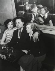 Brassaï - Bal-musette, 1932- Howard Greenberg Gallery