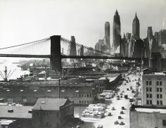 Esther Bubley - New York Harbor, SONJ, NYC Oct, 1946 - Howard Greenberg Gallery