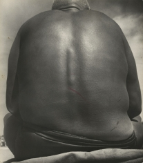 Leon Levinstein - Coney Island, 1955 - Howard Greenberg Gallery