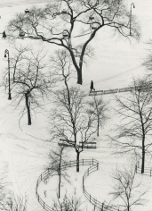 André Kertész - Washington Square, 1954 - Howard Greenberg Gallery