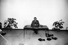 Gary Winogrand - Elliot Richardson Press Conference, Austin, 1973 - Howard Greenberg Gallery