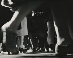Lisette Model - Running Legs, 42nd Street, New York, c.1940 - Howard Greenberg Gallery