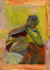 Saul Leiter - Painted Photographs - Howard Greenberg Gallery - 2014