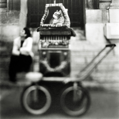 Keith Carter - Organ Grinder, 1999 - Howard Greenberg Gallery