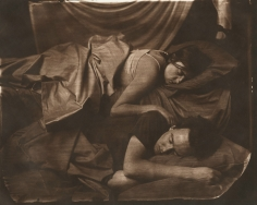 France Scully Osterman - Trundle Bed, 2002 - Howard Greenberg Gallery