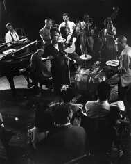 Gjon Mili - Billie Holiday, 1943 - Howard Greenberg Gallery