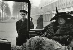 Inge Morath - Mrs. Evelyn Nash, 1953 - Howard Greenberg Gallery