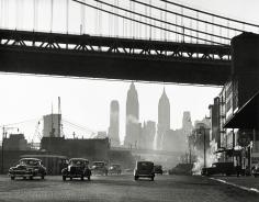 Harold Roth - South Street, 1948 - Howard Greenberg Gallery