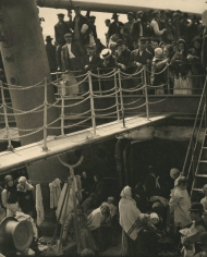 Alfred Stieglitz - The Steerage, 1907 - Howard Greenberg Gallery