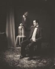 Mark Osterman - The Silent Partner, 2006 - Howard Greenberg Gallery
