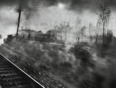 Réne Groebli - From Rail Magic, 1949- Howard Greenberg Gallery