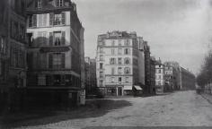 Charles Marville - Quai de Montebello, c.1865 - Howard Greenberg Gallery