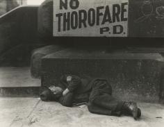 Imogen Cunningham - Under the Queensboro Bridge, 1934 - Howard Greenberg Gallery