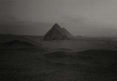 Kenro Izu - Giza #70, Egypt, 1985 - Howard Greenberg Gallery