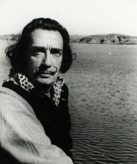 Bill Brandt - Salvador Dali, 1957 - Howard Greenberg Gallery