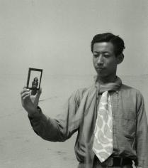 Shōji Ueda - From series Sand Dunes, c.1950 - Howard Greenberg Gallery