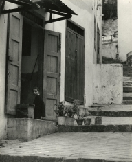 Paul Strand - Boy, Tangier, Morocco, 1962- Howard Greenberg Gallery