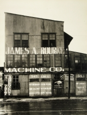 Peter Sekaer - James A. Rourke Machine Co., Savannah, Georgia 1936 - Howard Greenberg Gallery