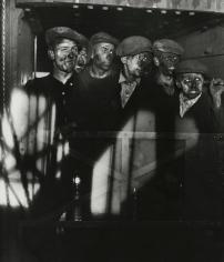 Bill Brandt - Miners Returning to Daylight, 1933 - Howard Greenberg Gallery