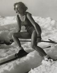 Martin Munkacsi - Leni Riefenstahl, 1931 - Howard Greenberg Gallery
