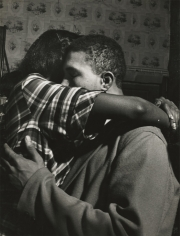 Gordon Parks - Red with Girlfriend, Harlem, New York, 1948 - Howard Greenberg Gallery