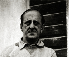 Paul Strand - Marsden Hartley, Georgetown, Maine, 1927 - Howard Greenberg Gallery