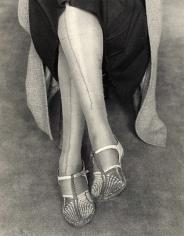 Dorothea Lange - Mended Stockings, San Francisco, 1934 - Howard Greenberg Gallery