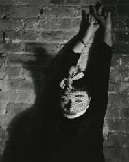 Lisette Model - Valeska Gert, New York, 1947 - Howard Greenberg Gallery