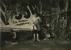 Lewis Hine - Newsboy, c.1910 - Howard Greenberg Gallery