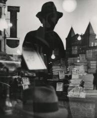 Lisette Model - First Reflection, New York, 1940 - Howard Greenberg Gallery