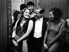 Alfred Eisenstaedt - Marlene Dietrich, Anna May Wong, Leni Riefenstahl, Berlin, 1935 - Howard Greenberg Gallery