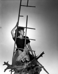 George Platt Lynes - Gloria Swanson, c.1939 - Howard Greenberg Gallery